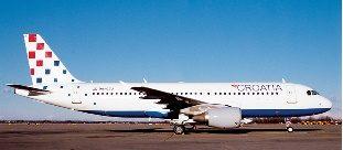 Voli diretti della Croatia Airlines tra Milano e Zagabria