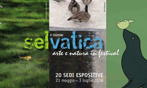 Selvatica Natura in Festival 5 ° edizione, Biella dal 21 maggio al 3 luglio 2016