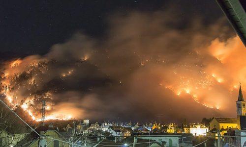 Incendi Sicilia