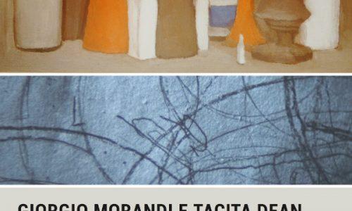 """Giorgio Morandi e Tacita Dean. """"Semplice come tutta la mia vita"""" – 12 marzo al 4 giugno A Palazzo Te a Mantova"""