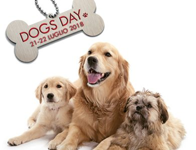 TORNA IL DOGS DAY: A MONDOVICINO OUTLET VILLAGE