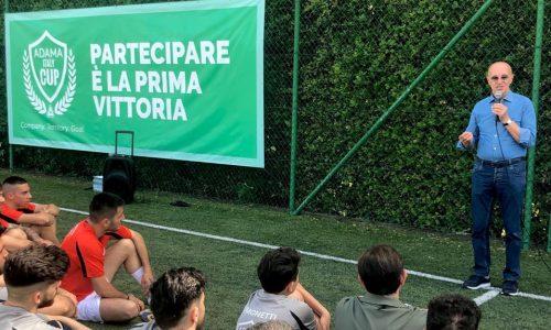 la prima edizione deltorneo di calcio a 5 dedicato all'agricoltura