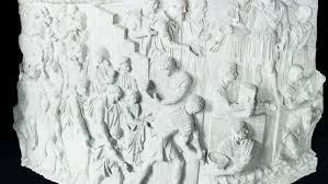 THE SECRETS OF THE TRAIANA COLUMN REVEALED AT THE GIARDINO DI BOBOLI -FLORENCE