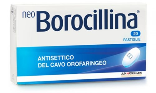 NeoBorocillina, la classica: sollievo rapido grazie all'azione antisettica e antibatterica